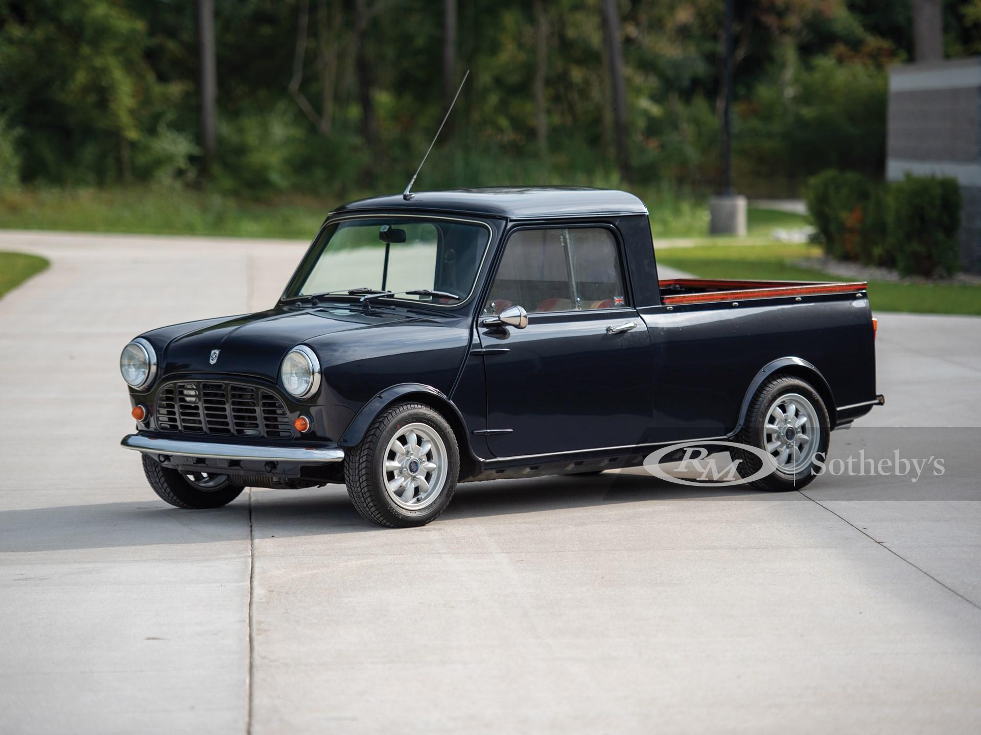 1975 Austin Mini 1000 Pickup  -