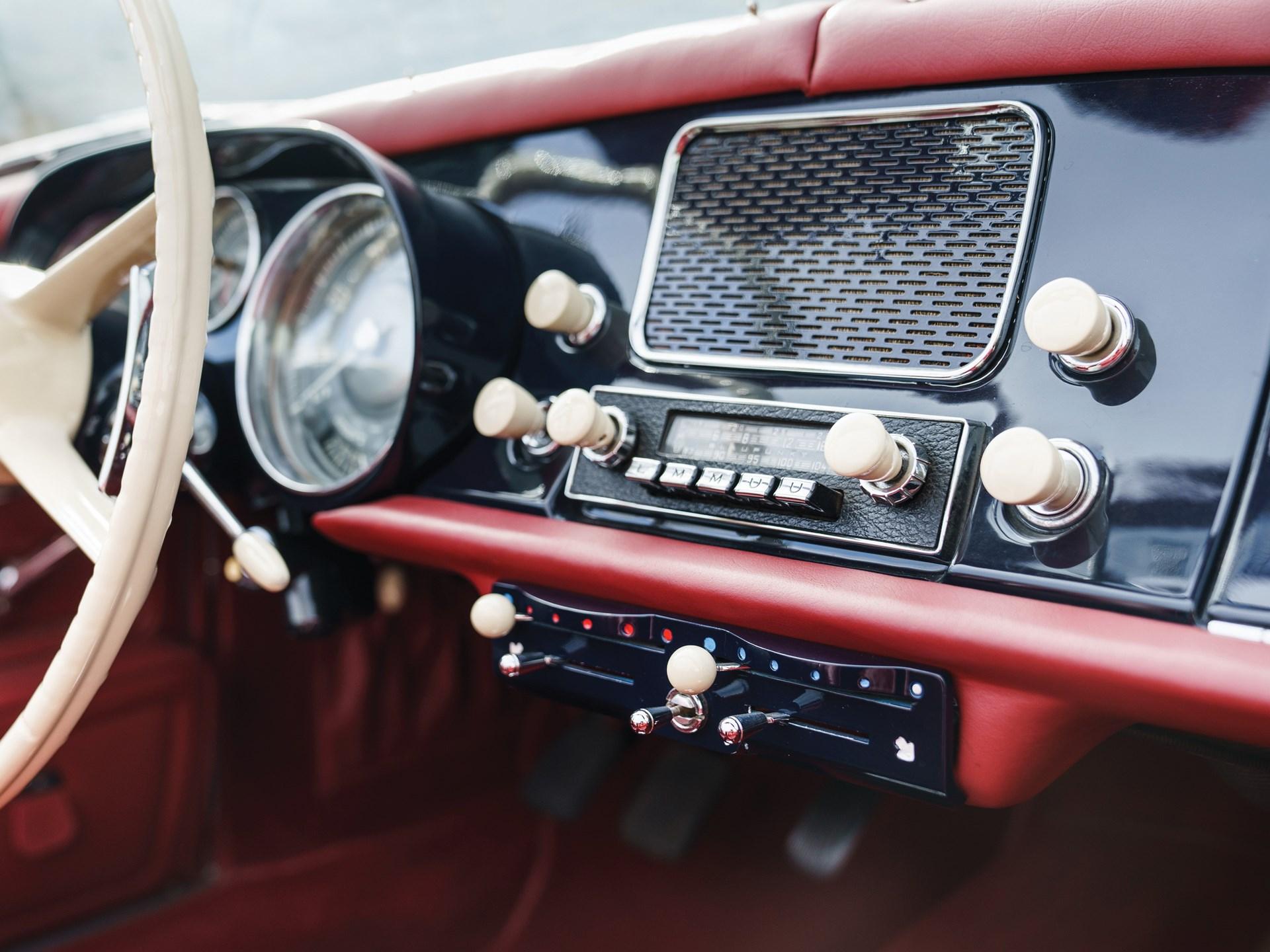 1958 BMW 507 Roadster Series II