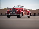 1939 Cadillac V-16 Convertible Coupe by Fleetwood - $