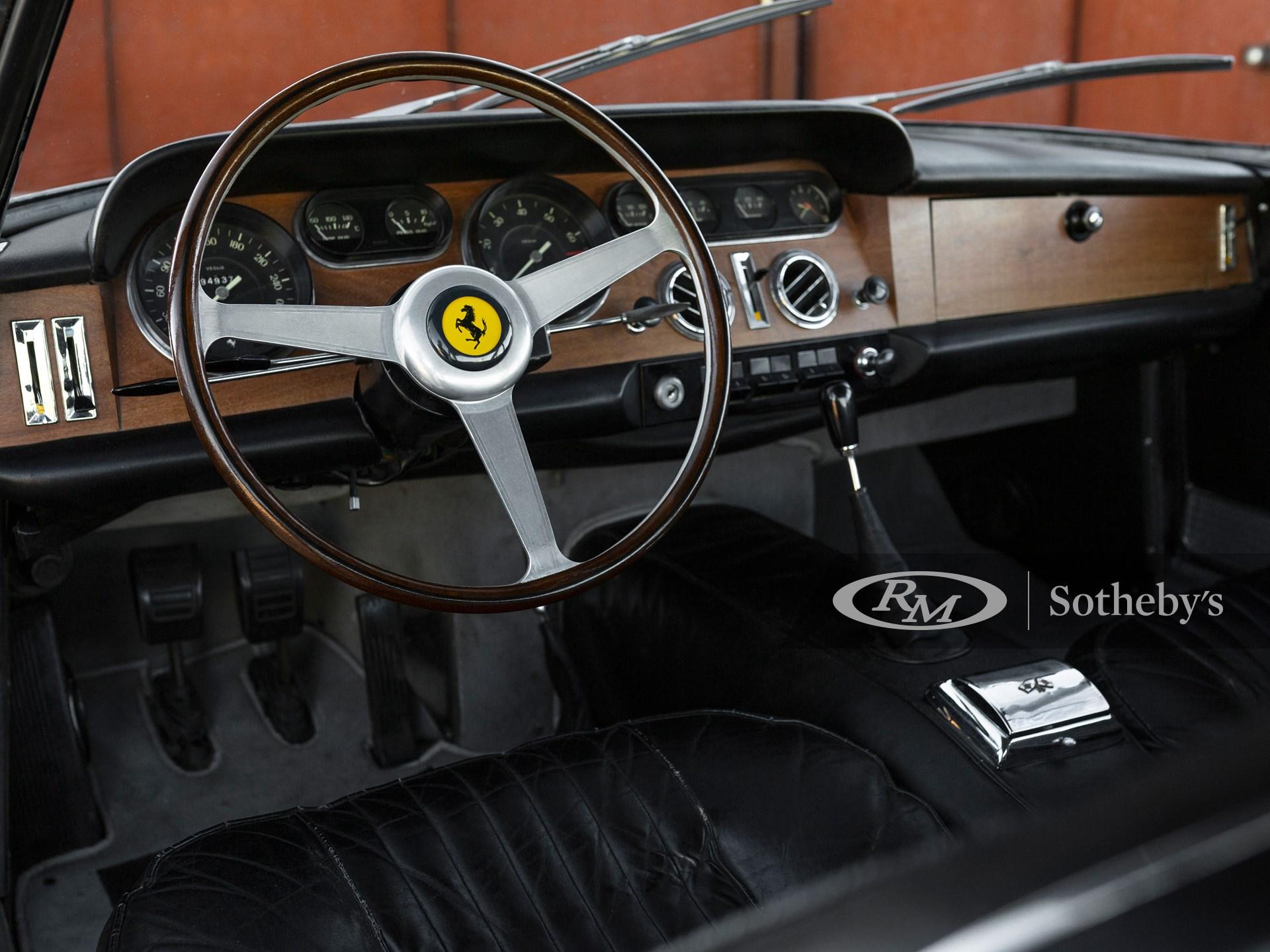 1964 Ferrari 330 GT 2+2 Series I by Pininfarina -