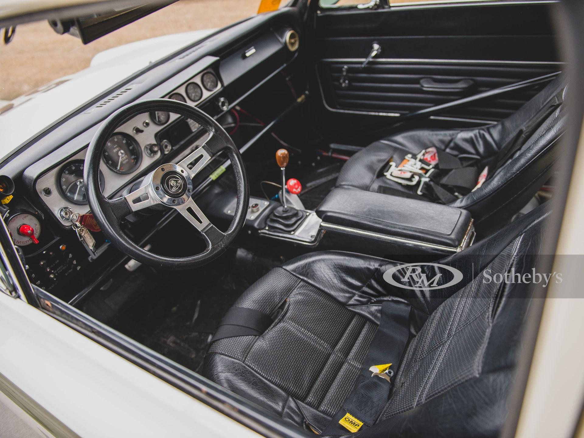 1966 Ford Cortina Lotus Mk 1 Race Car  -