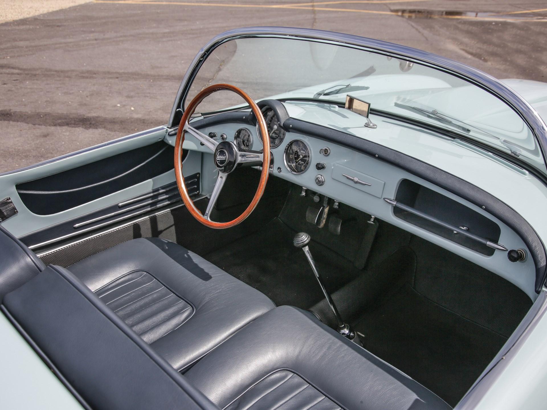 1955 Lancia Aurelia B24S Spider America by Pinin Farina