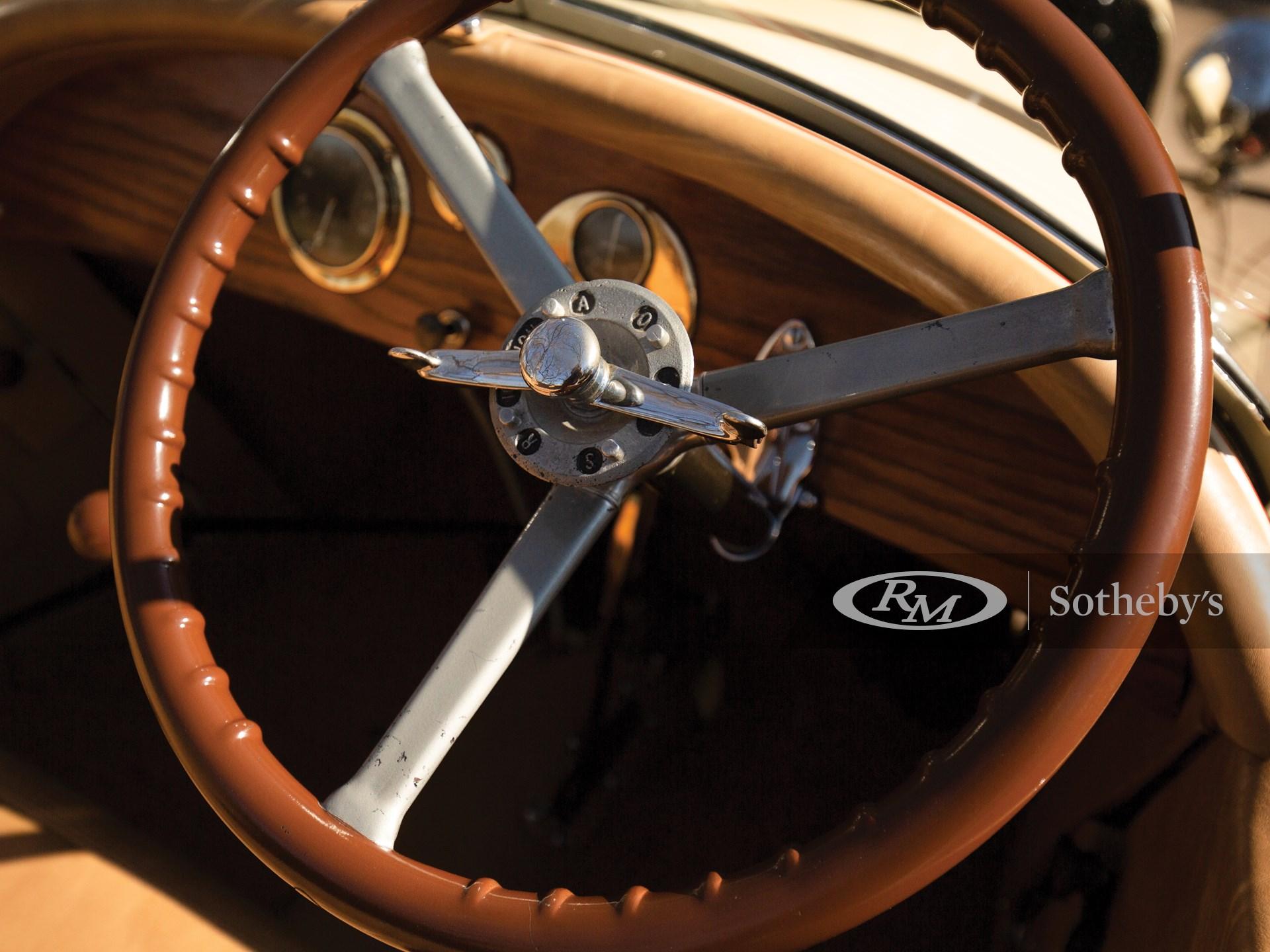 1931 Austin Seven Roadster by H. Taylor -