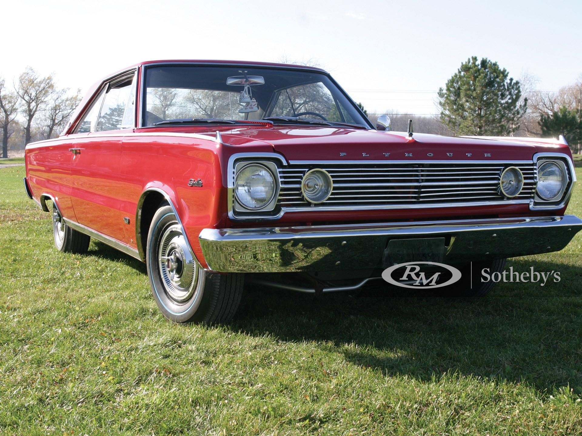 1966 Plymouth Satellite Hemi 2D  -