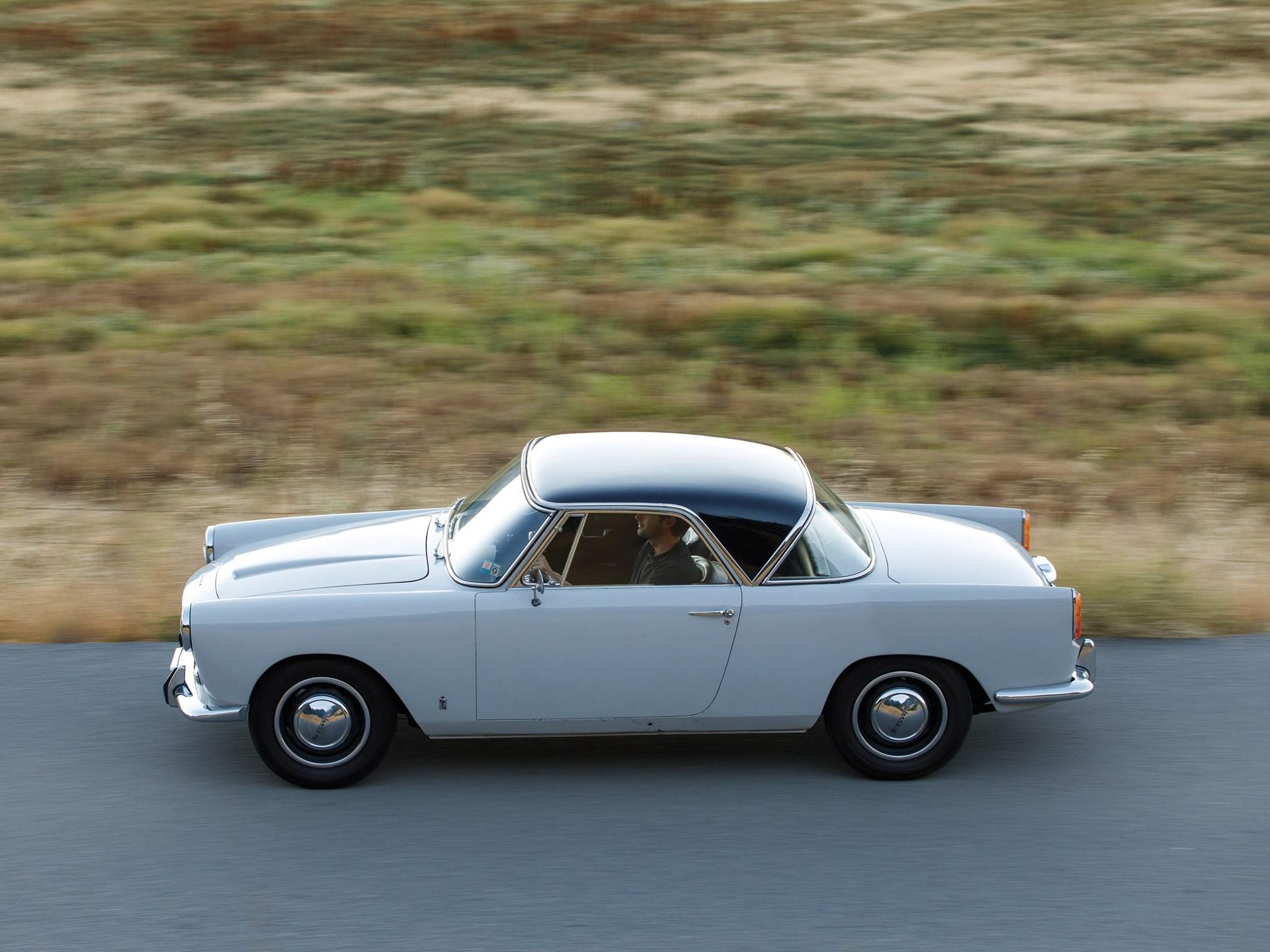 RM Sotheby\'s - 1959 Lancia Appia Coupe by Pinin Farina | Monterey 2018