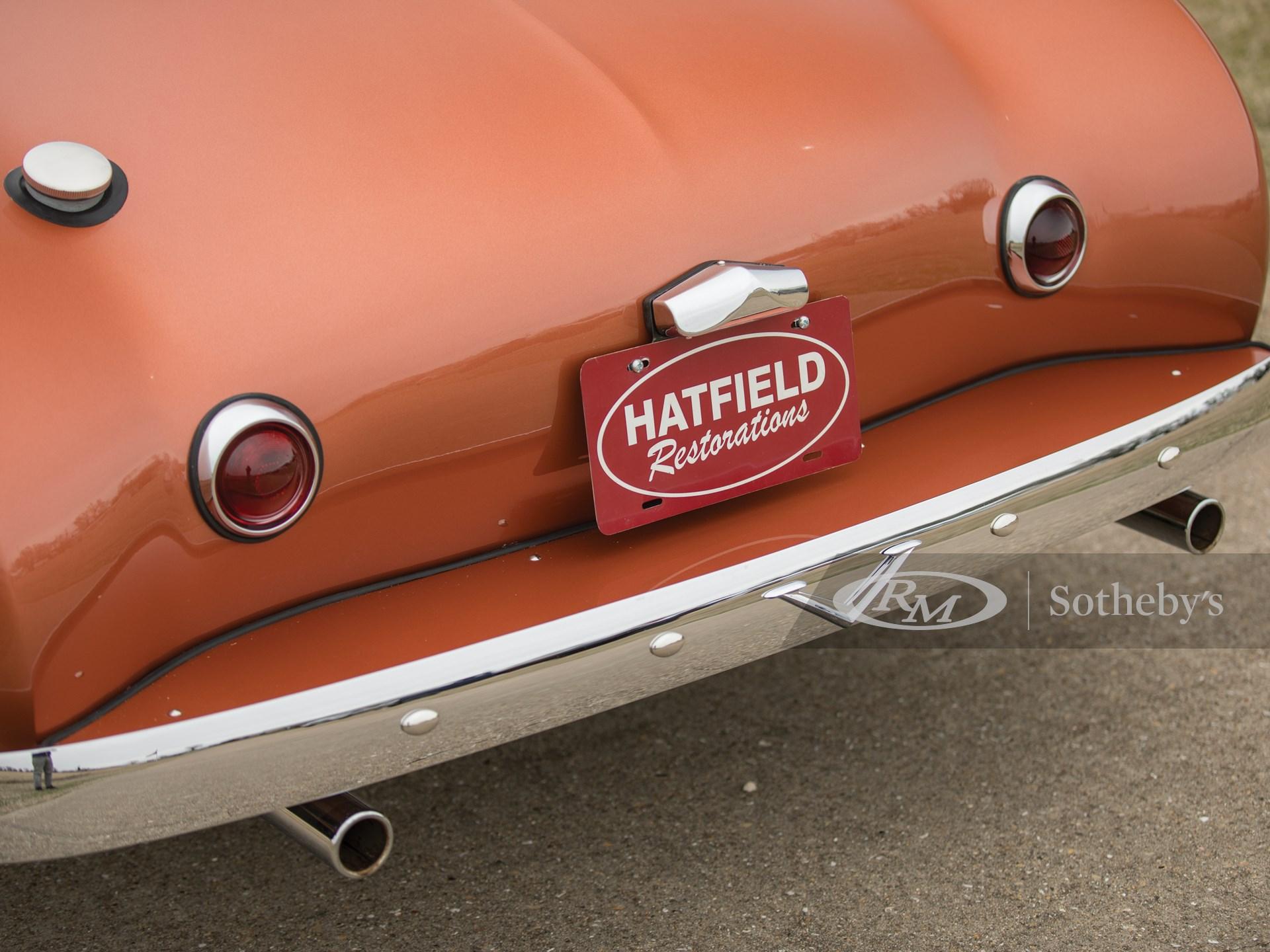 1953 Glasspar G2  -
