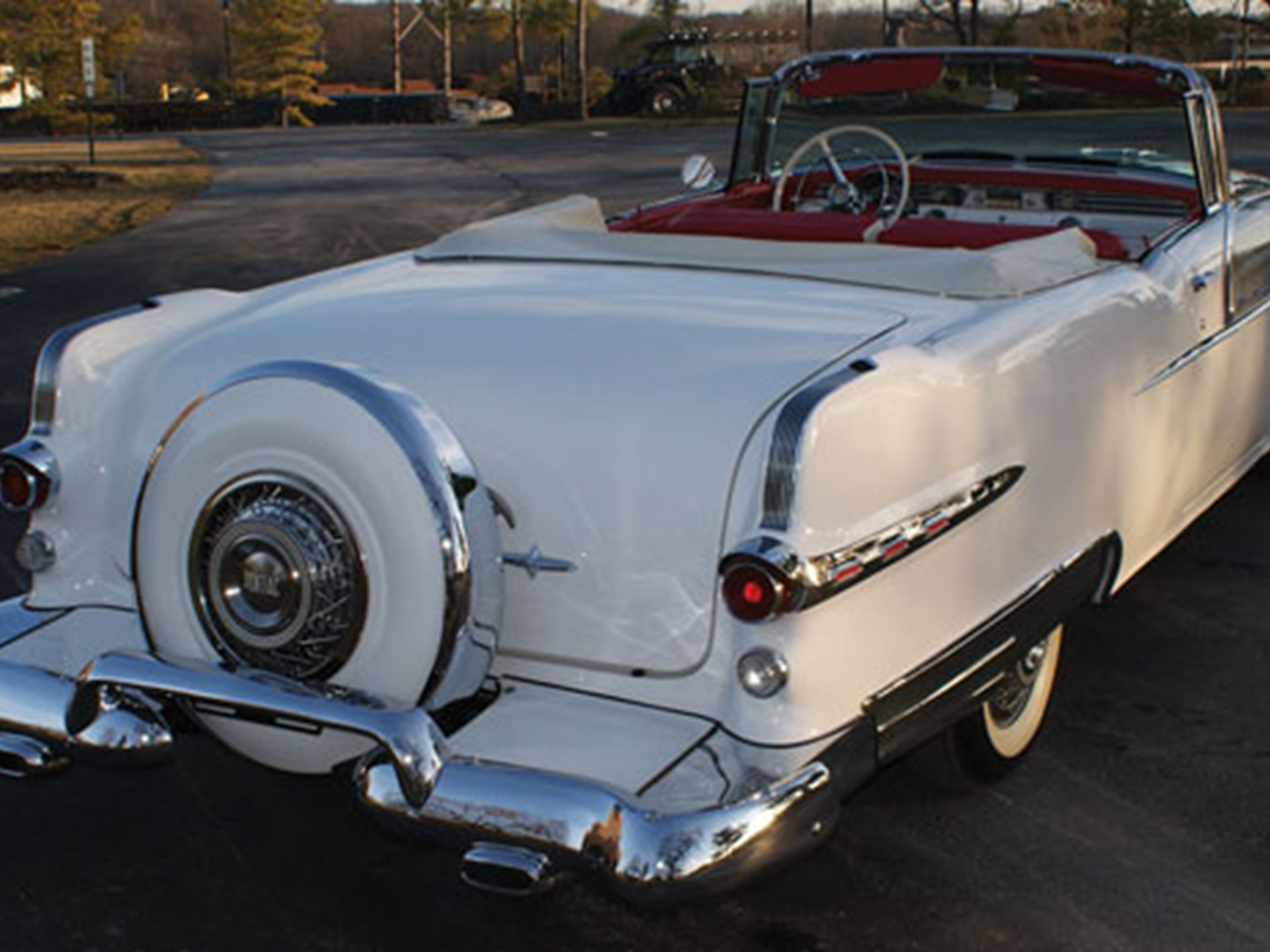 Rm Sothebys 1956 Pontiac Star Chief Convertible Collector Cars 1941
