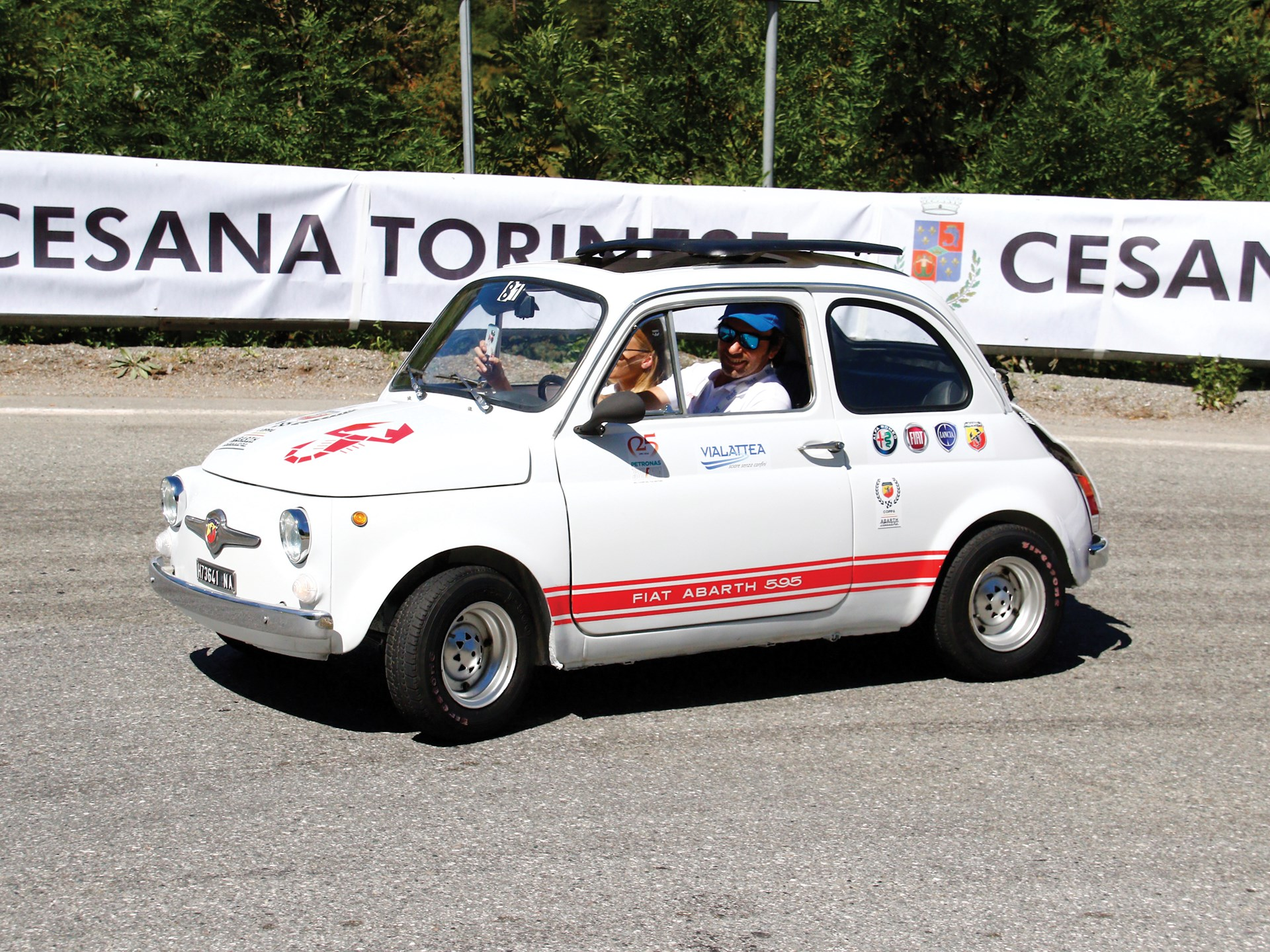 RM Sotheby's - 1967 Fiat-Abarth 595 SS | London 2016