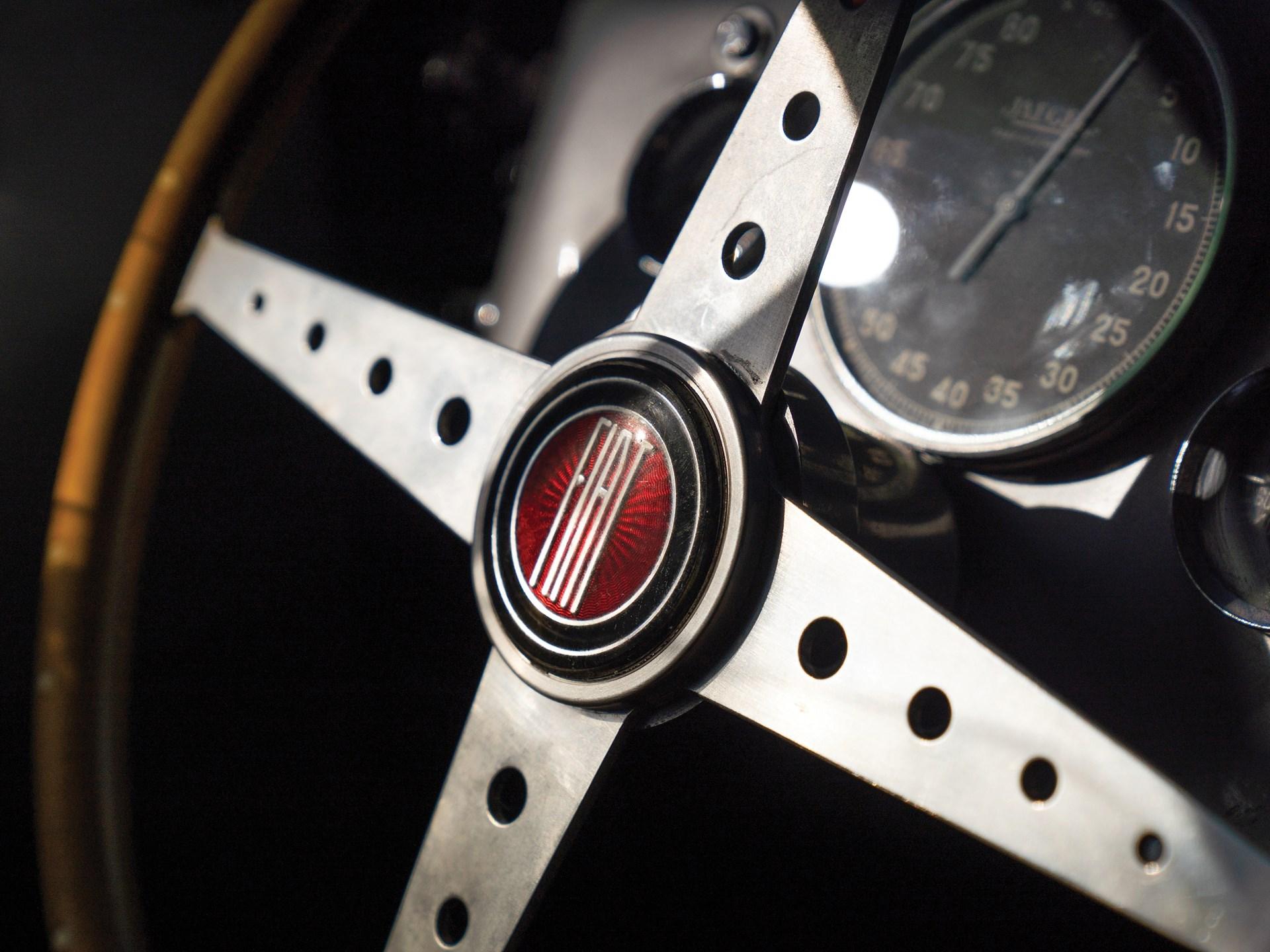 1949 Fiat-Patriarca 750 Berlinetta Sport by Faina