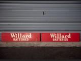 Willard Batteries Signs - $