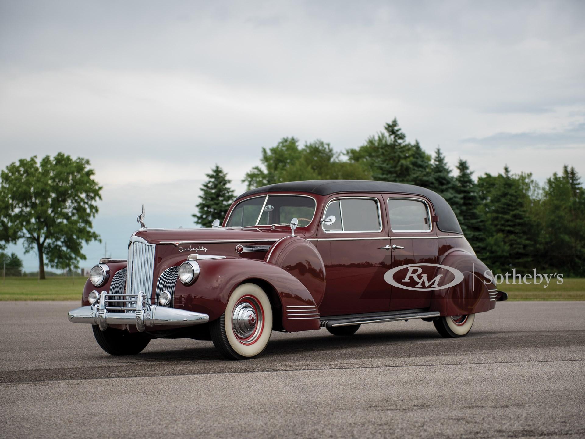 1941 Packard Super Eight One Eighty Formal Sedan