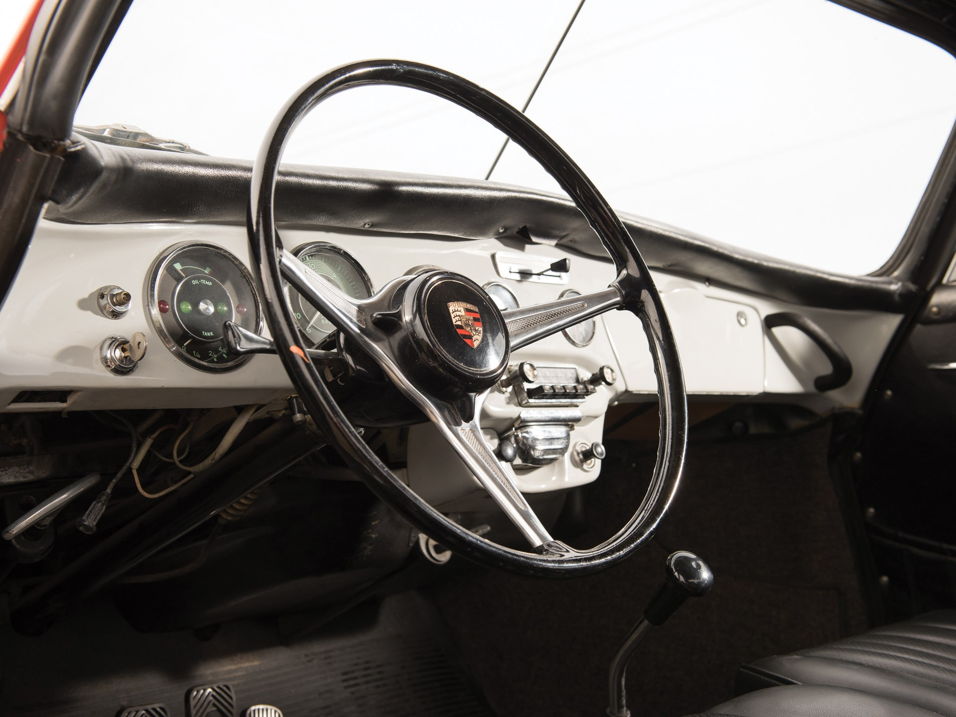 1964 Porsche 356 C 1600 SC Cabriolet by Reutter
