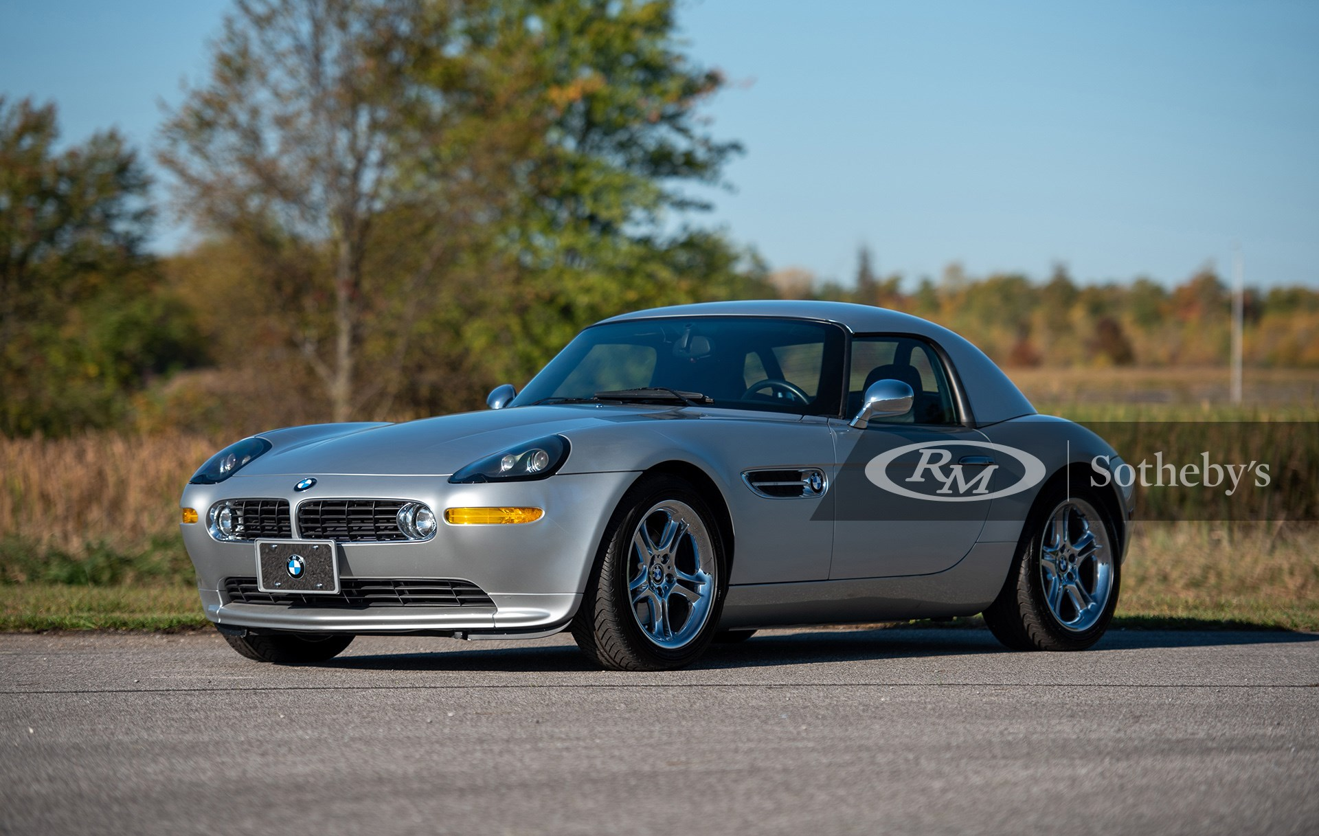 RM Sotheby's Open Roads Fall 2020, Blog, 2002 BMW Z8