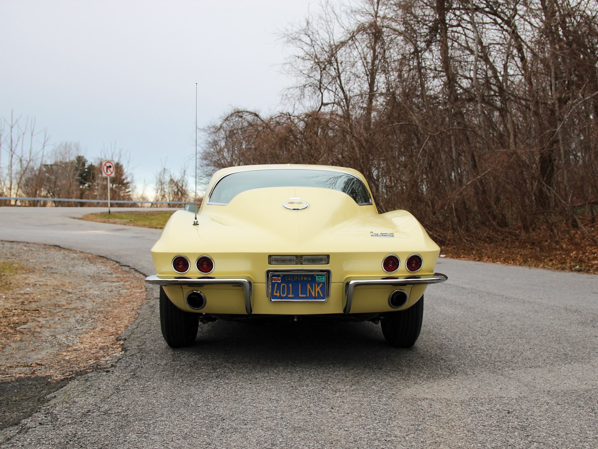 1967 Chevrolet Corvette Sting Ray Coupe