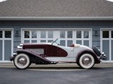 1935 Duesenberg Model SSJ Speedster Replica  - $