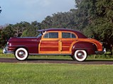 1947 Chrysler Town & Country Four-Door Sedan  - $