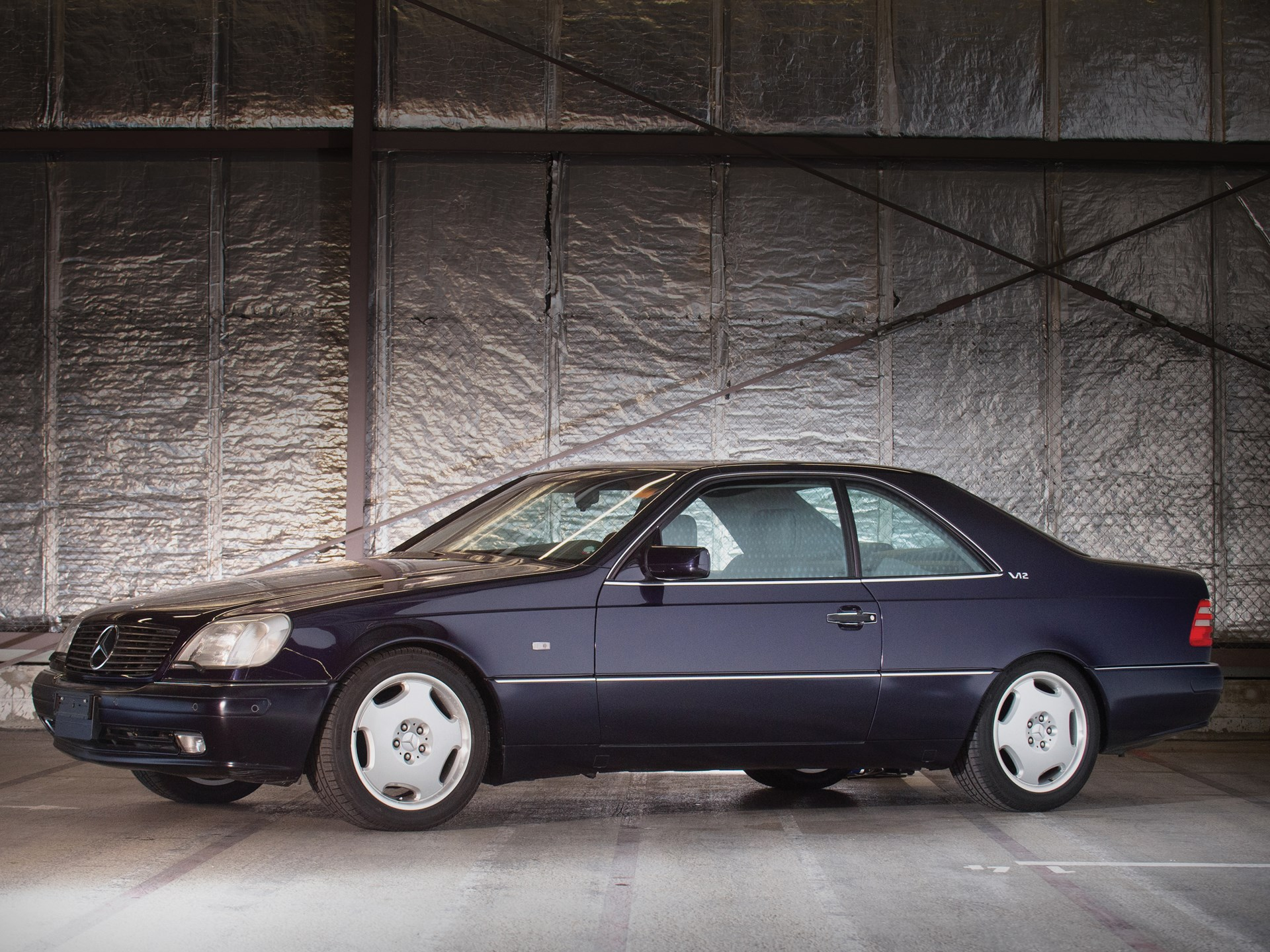 1997 Mercedes-Benz CL 600