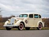 1936 Packard Eight Sedan  - $