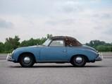 1956 Porsche 356 A 1600 Cabriolet by Reutter - $