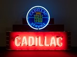 Cadillac Neon Sign - $