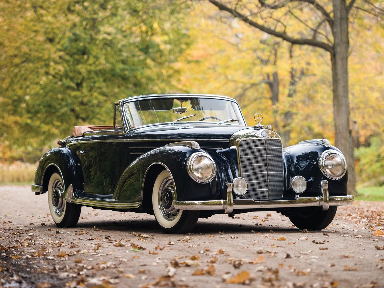 Rm sotheby 39 s r131 1956 mercedes benz 300 sc roadster for Mercedes benz greenville sc