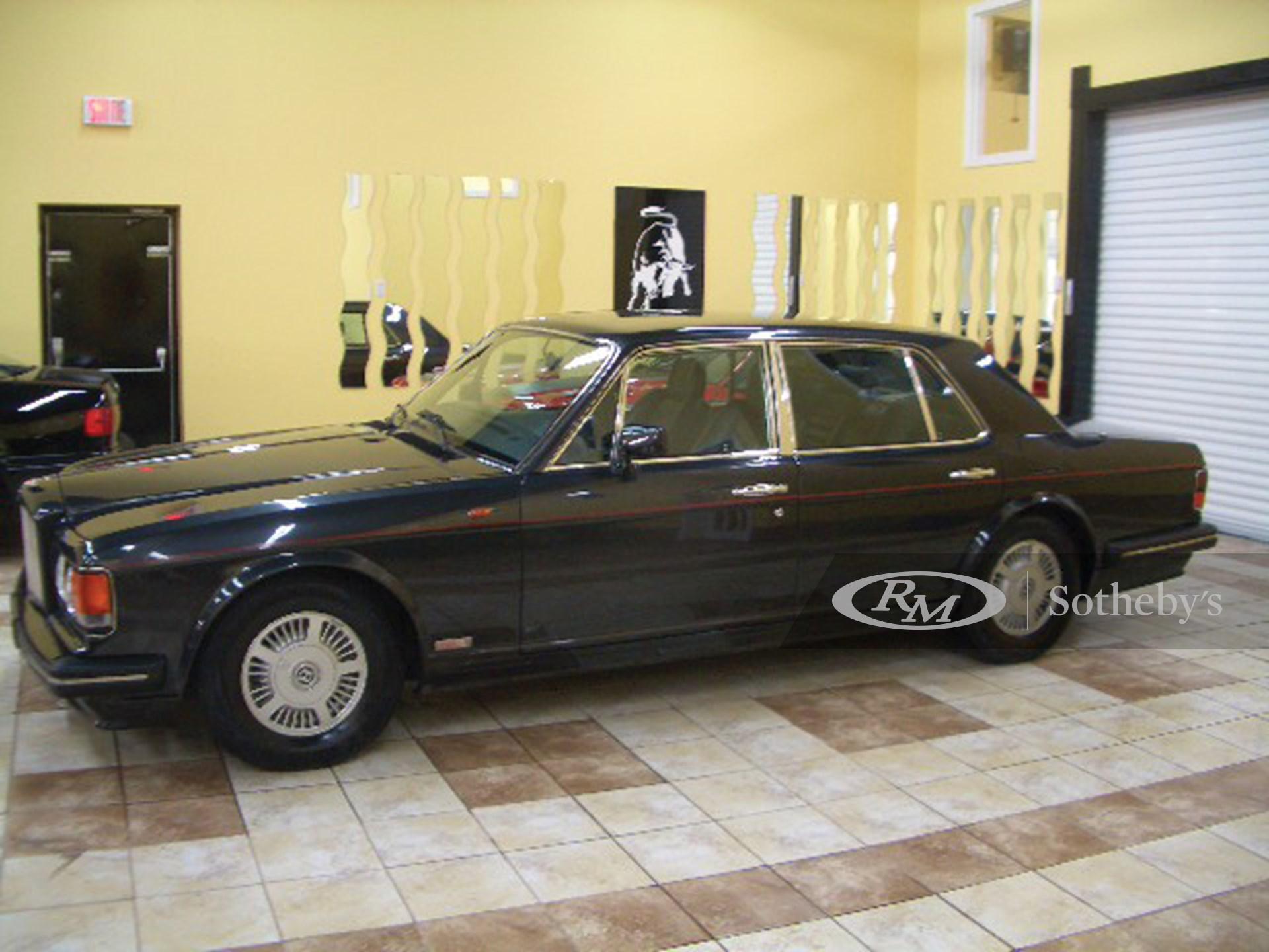 1990 Bentley Turbo R 4D