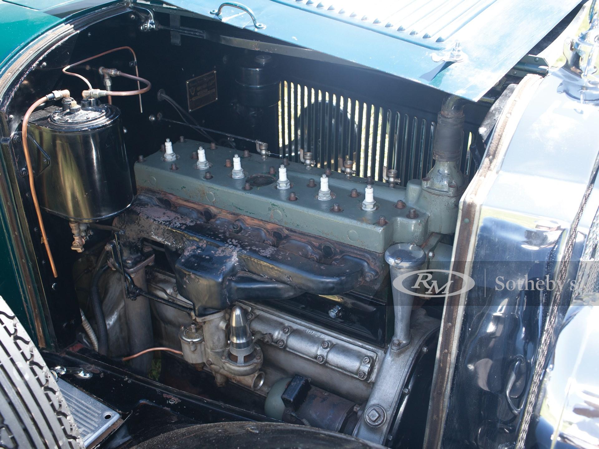 1928 Packard Six Five-Passenger Phaeton  -