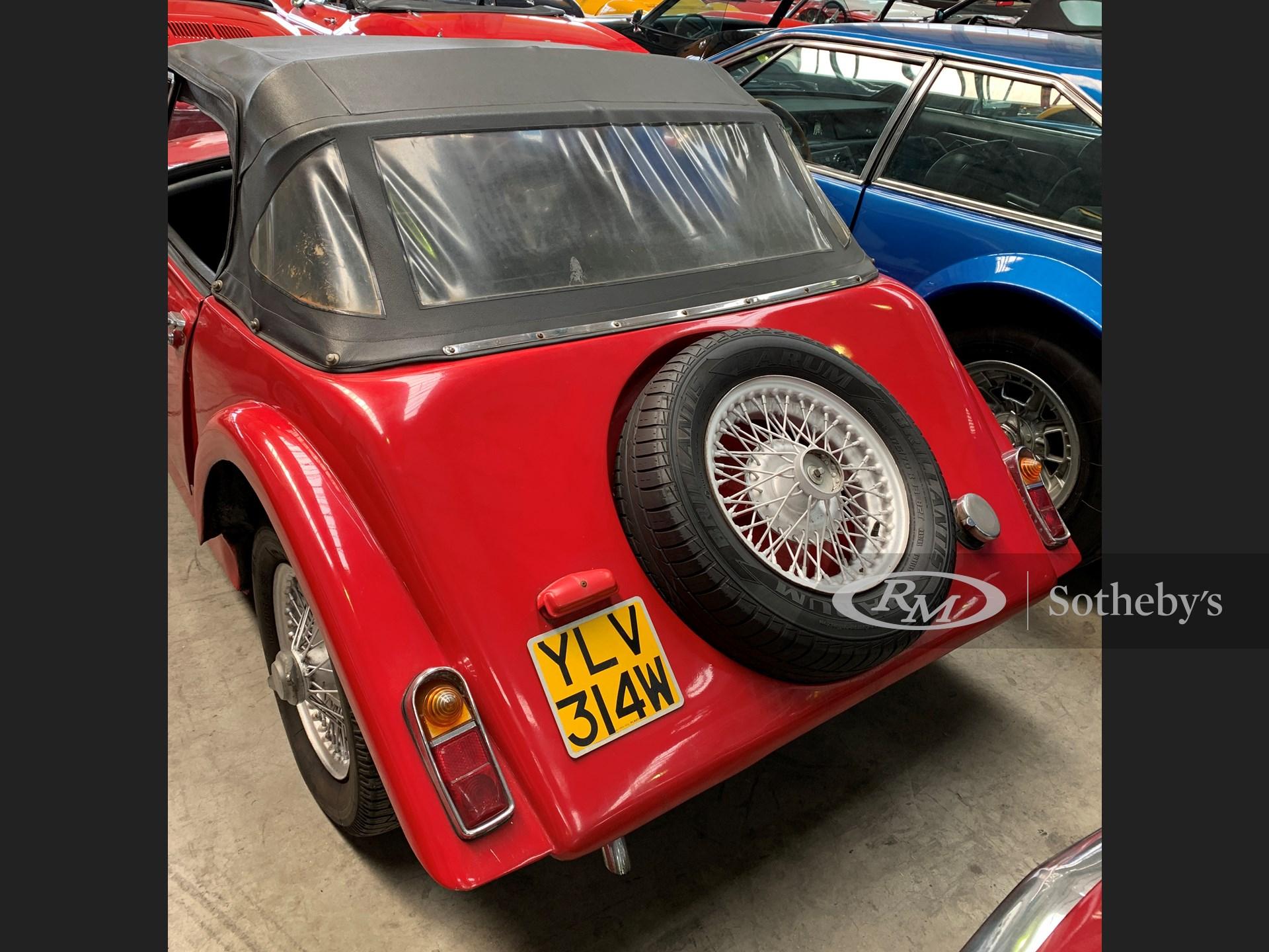 1966 Austin-Healey Sprite Arkley  -