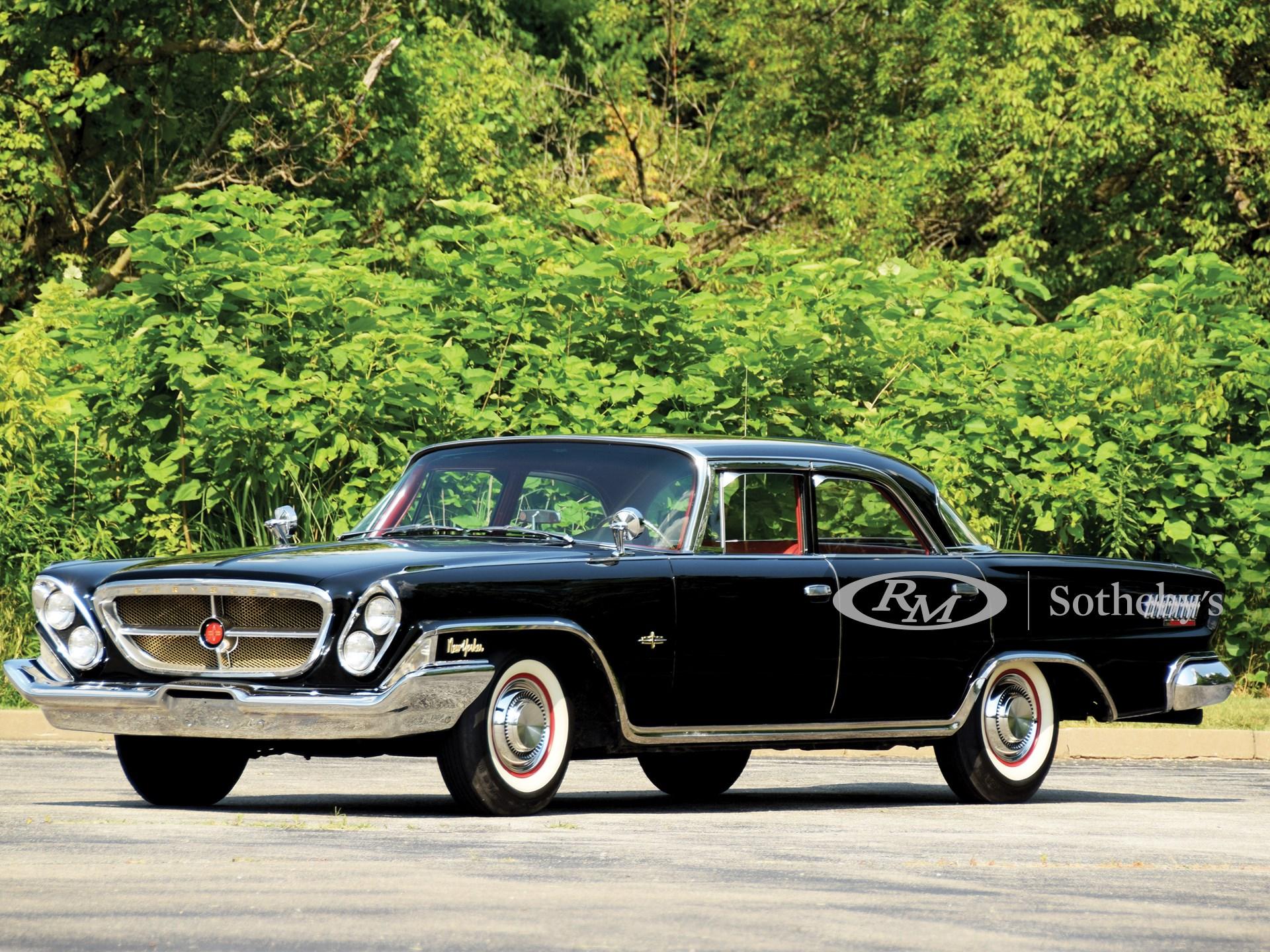 1962 Chrysler New Yorker Sedan  -