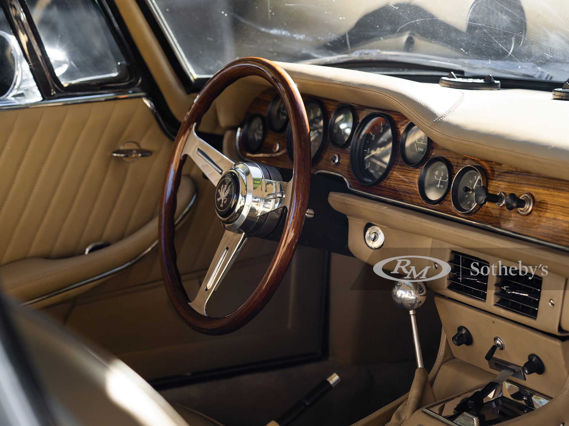 1968 Iso Grifo GL Series I by Bertone -