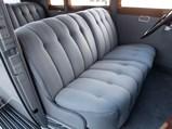 1932 Marmon Sixteen Five-Passenger Sedan By LeBaron - $