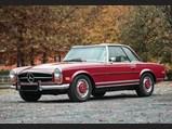 1970 Mercedes-Benz 280 SL 'Pagoda'  - $