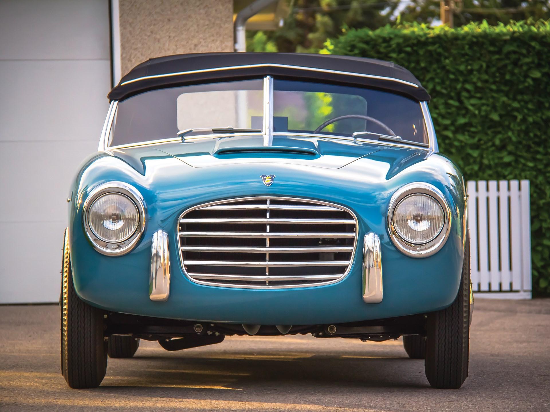 1952 Siata Daina Gran Sport by Stabilimenti Farina
