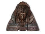 Grauman's Egyptian Theatre Carved Head - $
