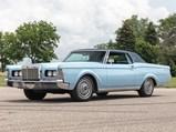 1970 Lincoln Continental Mark III  - $