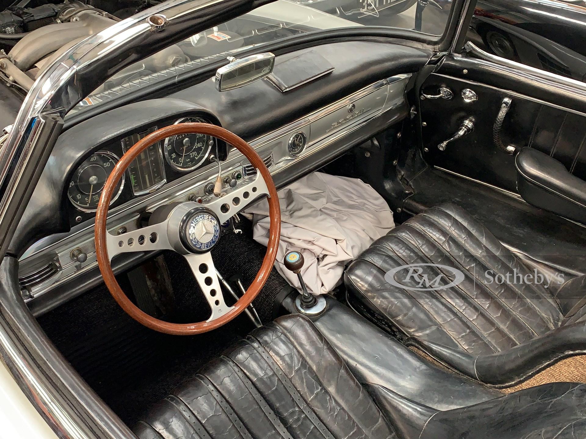 1958 Mercedes-Benz 300 SL Roadster  -