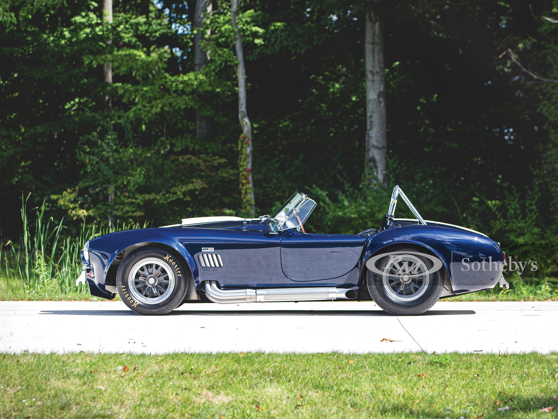 2002 Shelby 427 S/C Cobra '4000 Series'  -