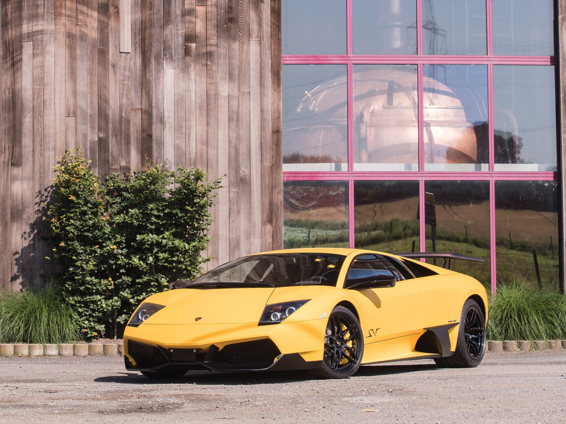 Rm Sotheby S 2010 Lamborghini Murcielago Lp 670 4 Sv London 2016