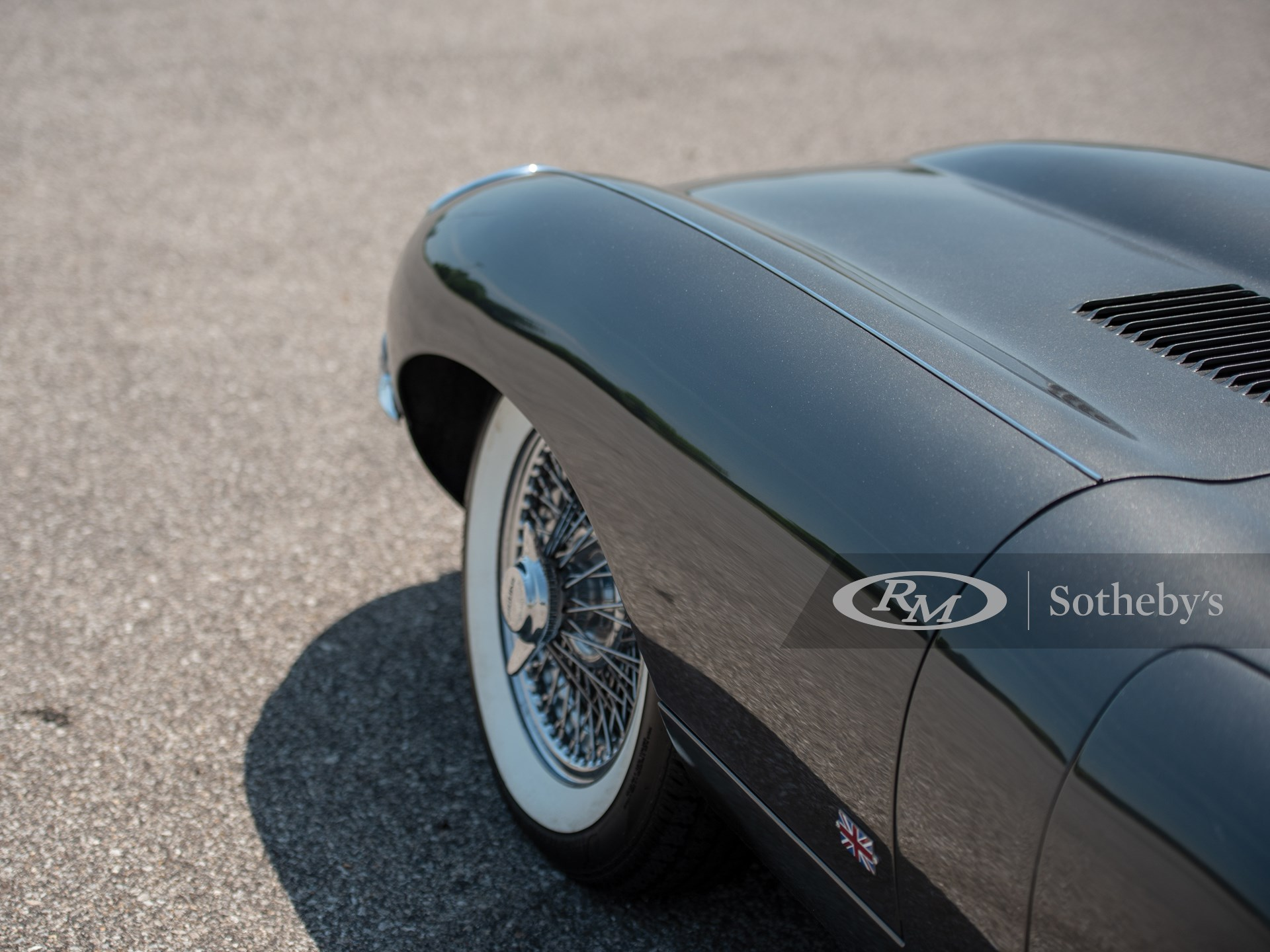 1963 Jaguar E-Type Series 1 3.8-Litre Fixed Head Coupe  -