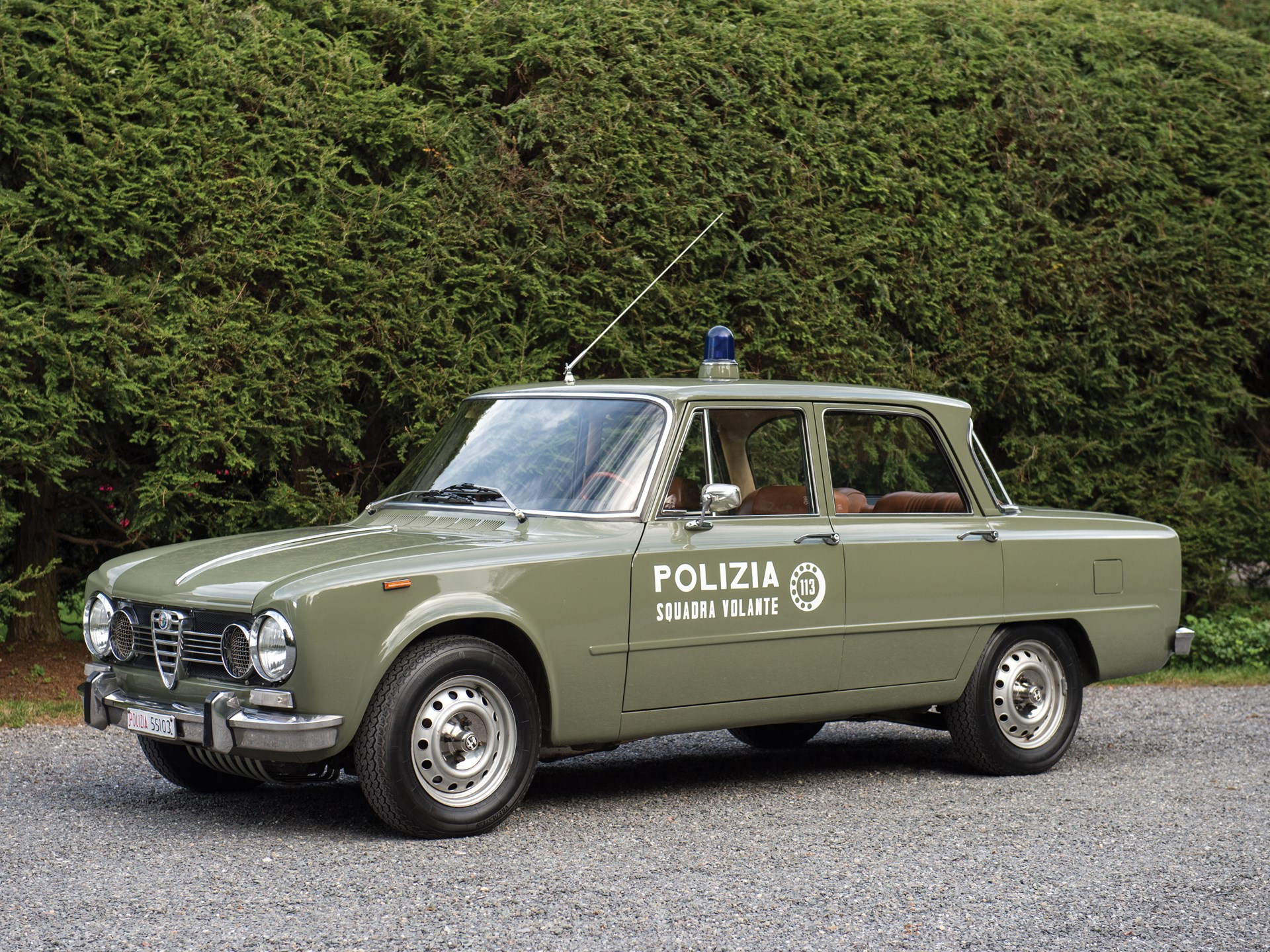 Rm Sothebys 1966 Alfa Romeo Giulia Super Polizia Arizona 2016 Kitchen