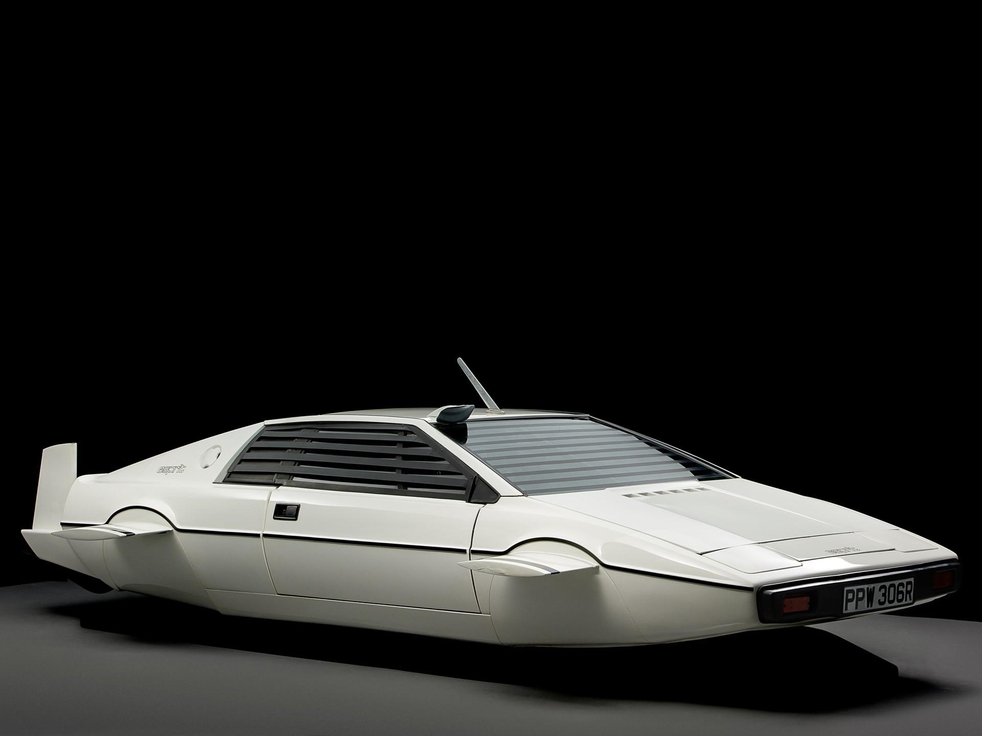 RM Sotheby's - 007 Lotus Esprit 'Submarine Car'   London 2013
