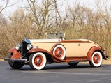 1932 Packard 900 Coupe Roadster  - $
