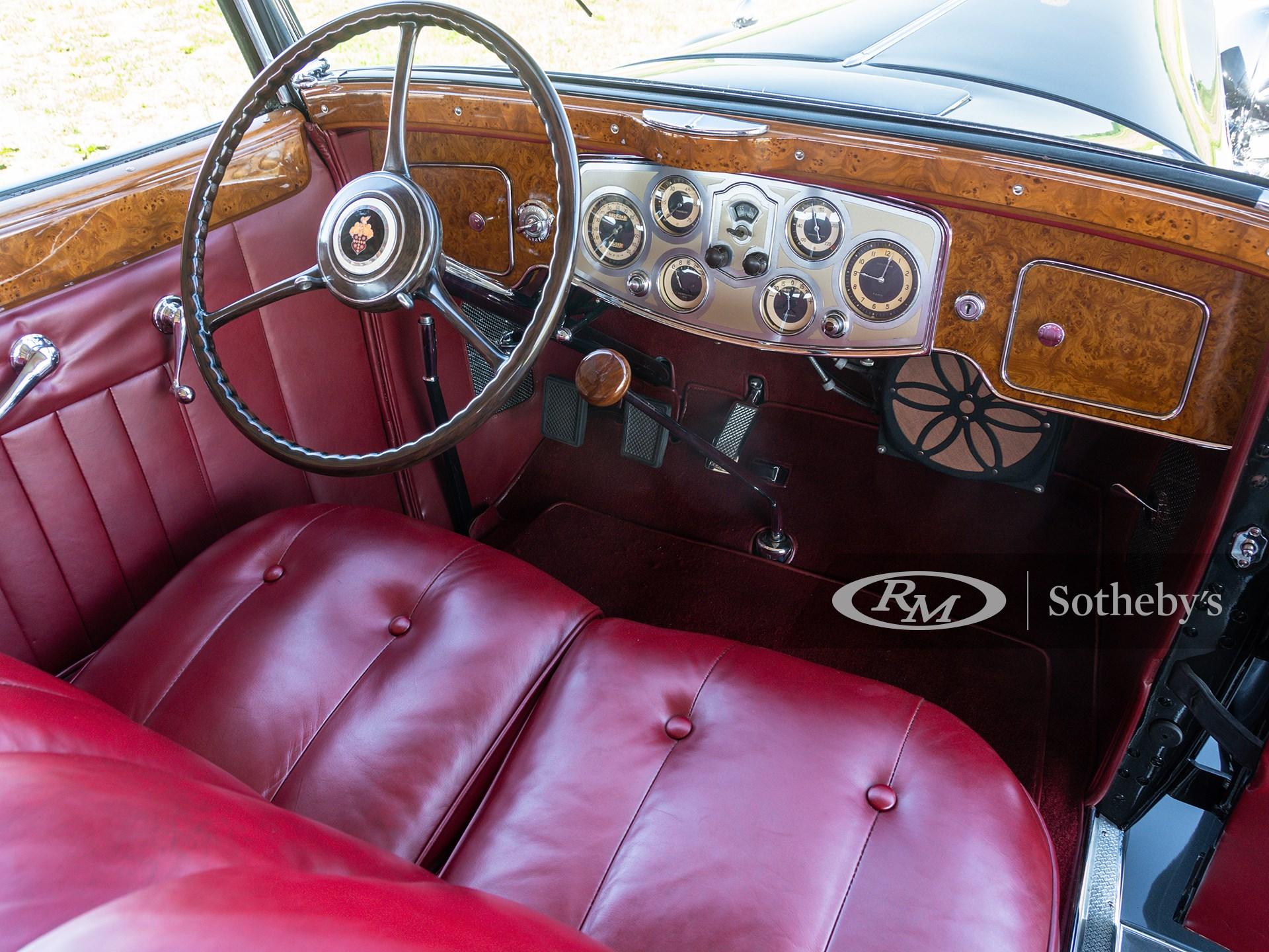 1934 Packard Twelve Convertible Victoria  -