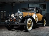 1929 LaSalle Series 328 Convertible Coupe  - $