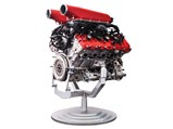 Ferrari 458 Engine, No. 189773, with Stand - $