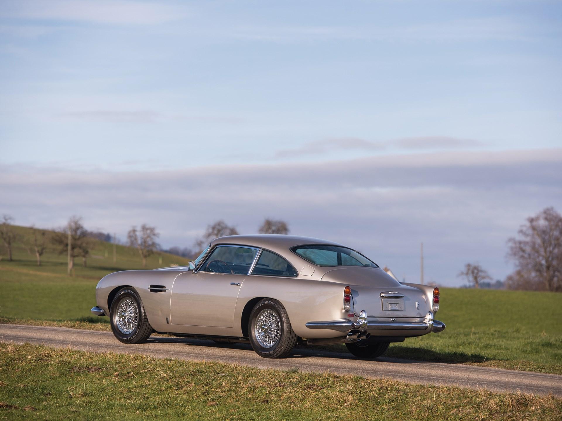 1963 Aston Martin DB5