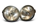 Pair of Pre-War Rolls-Royce Headlamps - $