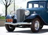 1933 Essex Terraplane Eight Model KT Sedan  - $