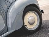 1953 Fiat 500 C Belvedere  - $