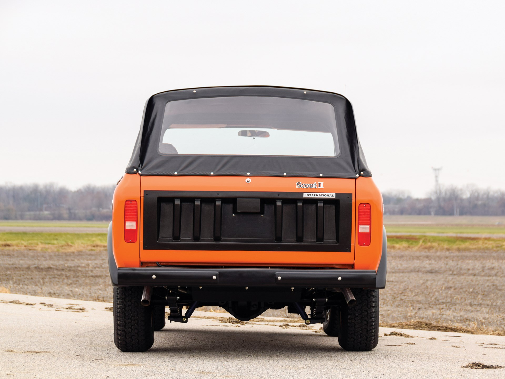 RM Sotheby's - 1978 International Super Scout II Conversion